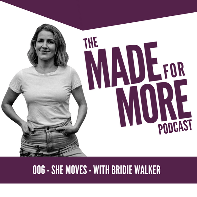 006: She Moves with Bridie Walker