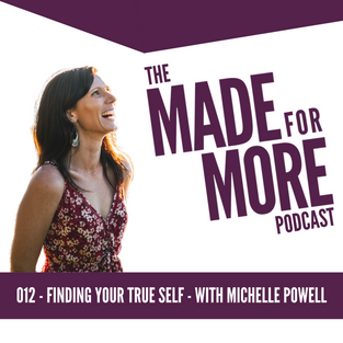 012: Finding Your True Self