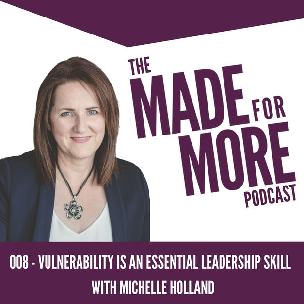 008: Vulnerability Is An Essential Leadership Skill