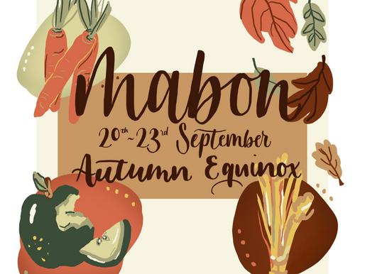 MABON - THE AUTUMN EQUINOX