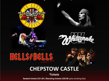 """""""MoR"""" - UK Guns N Roses, Whitesnake UK, Hells Bells - 26/08/2022"""