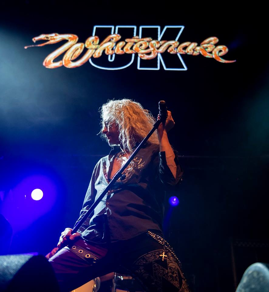 Monsters of Roc - Whitesnake UK