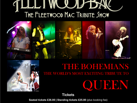 Fleetwood Bac/The Bohemians - 13/08/2022