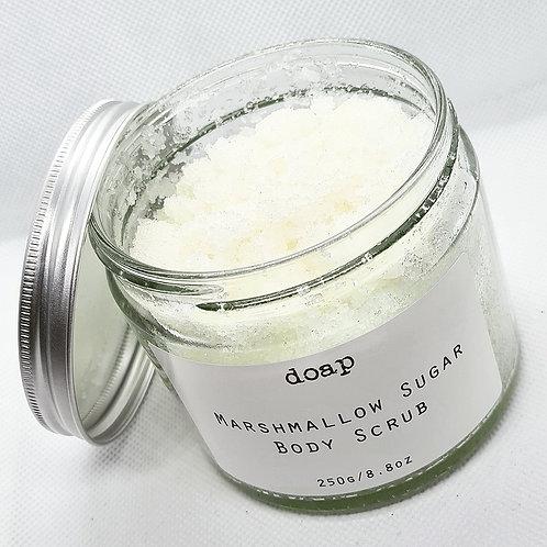 Marshmallow Sugar Body Scrub 250g