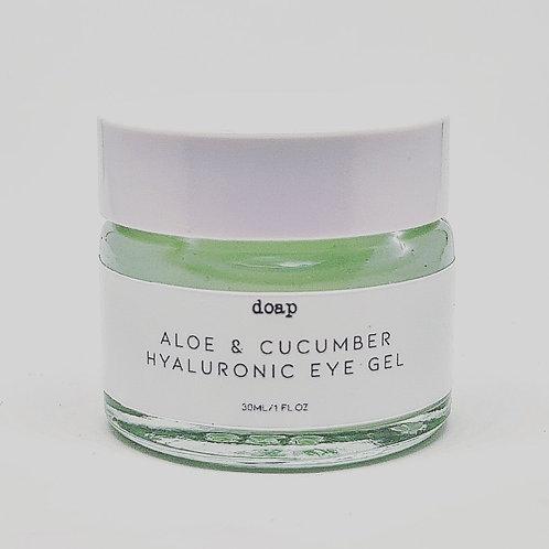 Aloe & Cucumber Hyaluronic Eye Gel 30ml