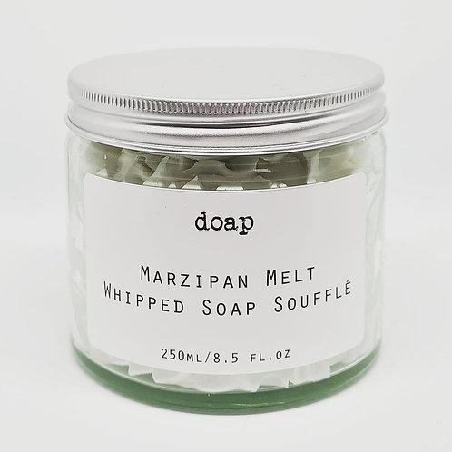 Marzipan Melt Whipped Soap Soufflé 250ml