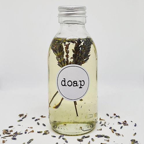 Organic Soothing Lavender Bath & Body Oil 150ml