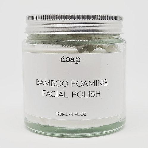 Bamboo Foaming Facial Polish 120ml