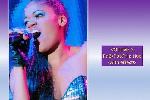 Volume 2 RnB/Pop/Hip Hop
