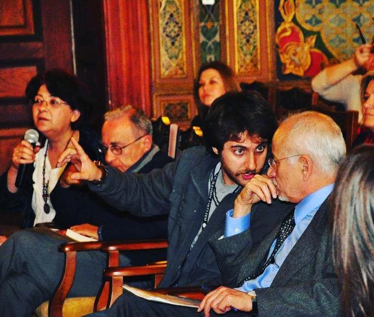 Savash Porgham- Prof.Dr. Haluk Şahin