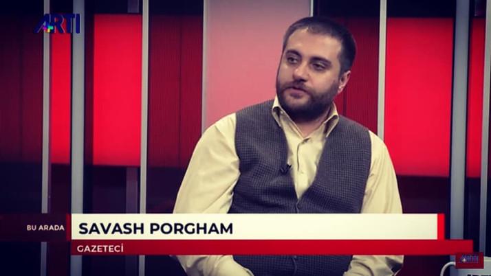 İran'daki Protestoları ArtıTV'de Değerlendirdim