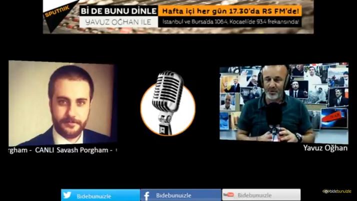 Rıza Zarrap Davasının İran Ayağını Sputnik'e Değerlendirdim