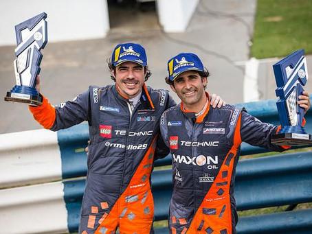 Endurance: Sérgio Jimenez e Rodrigo Mello ficam com a segunda colocação na Carrera Sport