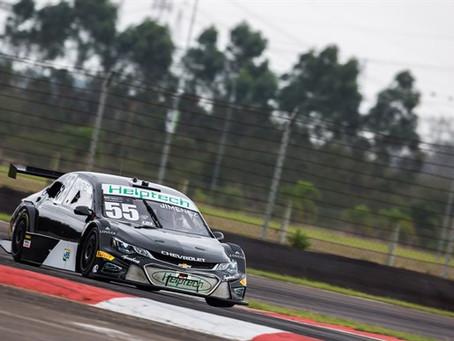 """Jimenez comemora crescimento da Squadra G-Force e destaca top-10 no grid do Velopark: """"A sorte sorri"""