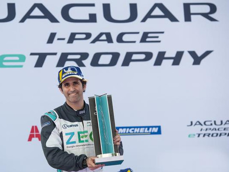 Jaguar Brazil Racing conquista sexto pódio consecutivo com 3º lugar de Jimenez em Paris