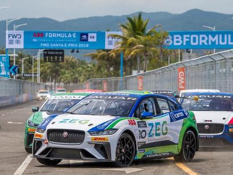 Após 1ª vitória brasileira, Cacá e Jimenez disputam a liderança do Jaguar I-PACE eTROPHY em Roma