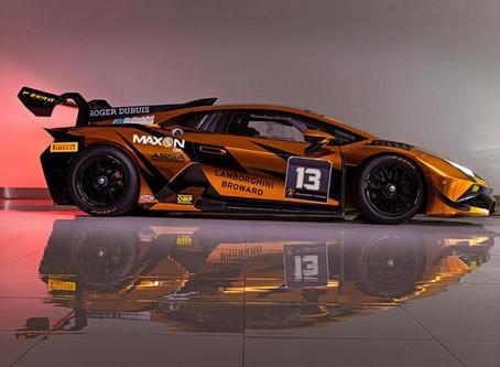Estreia: Jimenez desembarca nos Estados Unidos para o Lamborghini Super Trofeo