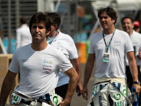 Sergio Jimenez larga na pole no México no Jaguar I-PACE eTROPHY