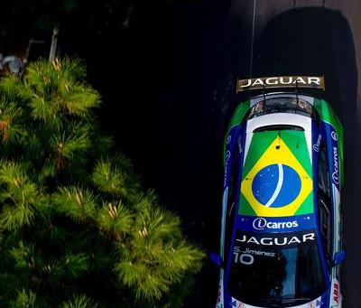 Jaguar Brazil Racing faz dobradinha no grid em Mônaco, com Cacá na pole e Jimenez em 2º