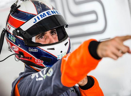 Porsche Endurance: Jimenez e Mello tem corrida abreviada no VeloCittà