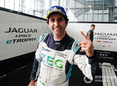 Jimenez exalta evolução dentro da Jaguar e admite que categoria foi subestimada
