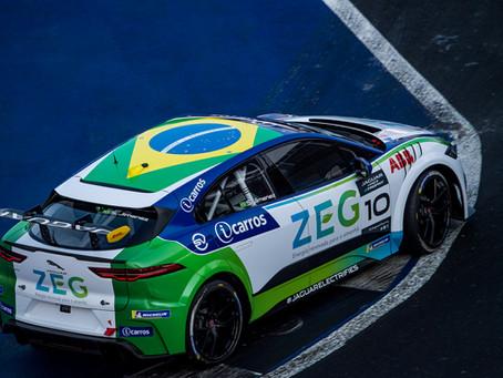 eTROPHY: Jimenez coloca Jaguar Brazil Racing na primeira colocação no treino livre no México