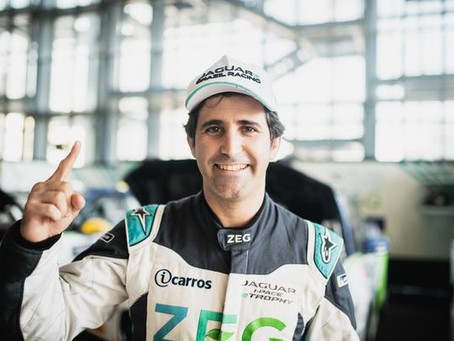Sergio Jimenez conquista pole position em Roma para Jaguar Brazil Racing