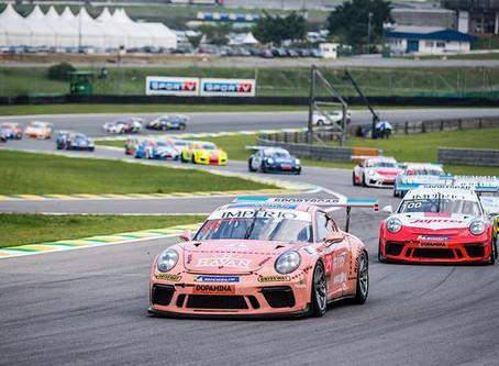 Jimenez celebra passagem de 'coach a piloto' na decisão da Porsche em Interlagos