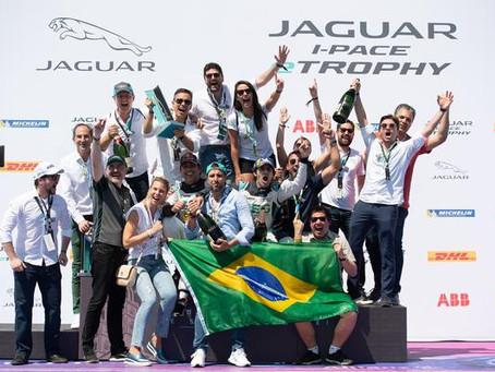 Jimenez coroa com vitória o título do primeiro campeonato do mundo de carros de turismo elétrico