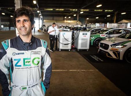 Campeã mundial, Jaguar Brazil Racing conquista mais uma dobradinha com pole de Jimenez e Cacá em 2º