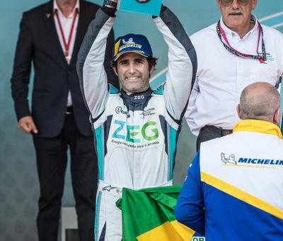 Após dobradinha em Mônaco, Cacá e Jimenez vão a Berlim com foco no título do Jaguar I-PACE e-TROPHY