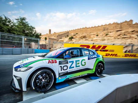 No México, Cacá Bueno e Sergio Jimenez buscam novo pódio para Jaguar Brazil Racing