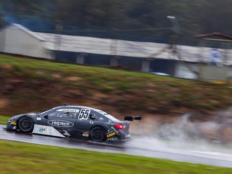 Mau tempo em Santa Cruz do Sul adia classificação da Stock Car para a manhã de domingo