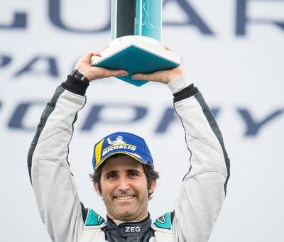 Sergio Jimenez brilha em Hong Kong com terceiro pódio seguido para Jaguar Brazil Racing