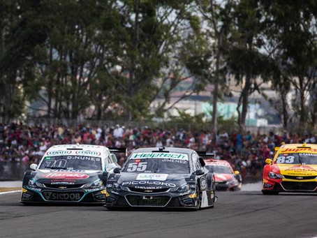 Stock Car: Jimenez fica em oitavo na quarta etapa em Londrina