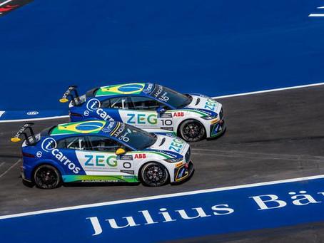 Jaguar Racing anuncia encerramento da série Jaguar I-PACE eTROPHY após fim da temporada 19/20