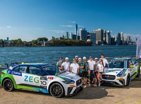 ZEG iCarros Jaguar Brazil conquista números impressionantes em 2 anos: 13 vitórias e 30 pódios