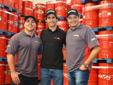 Maxon Oil estará presente em cinco categorias do automobilismo brasileiro