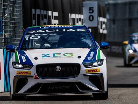 Sérgio Jimenez ganha teste com Jaguar na Formula E após título do I-PACE eTROPHY