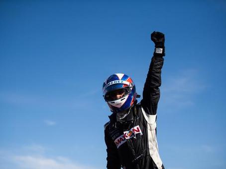 Sérgio Jimenez encerra temporada da Lamborghini Super Trofeo