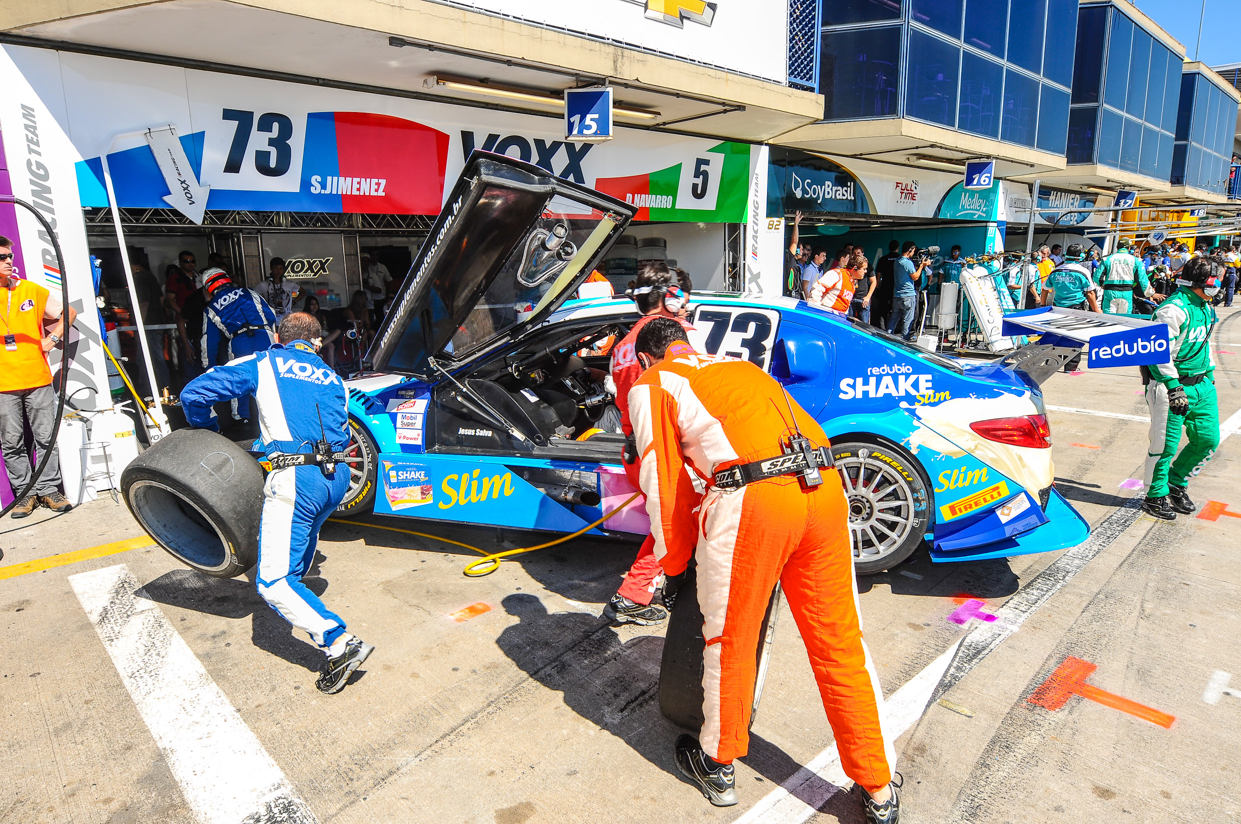 PR - 20 de outubro - Voxx Racing Team