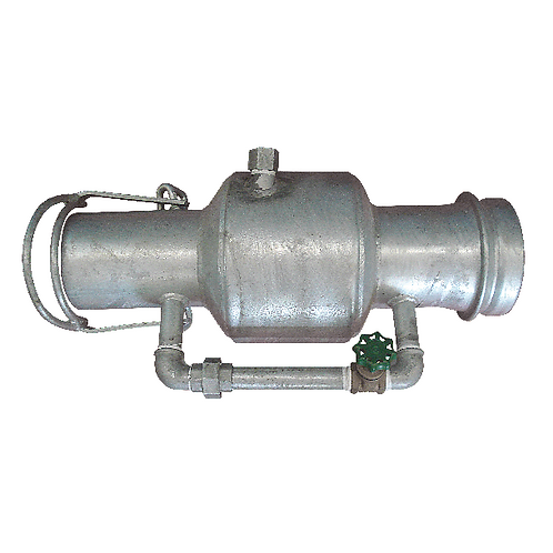 Check Valve with by pass