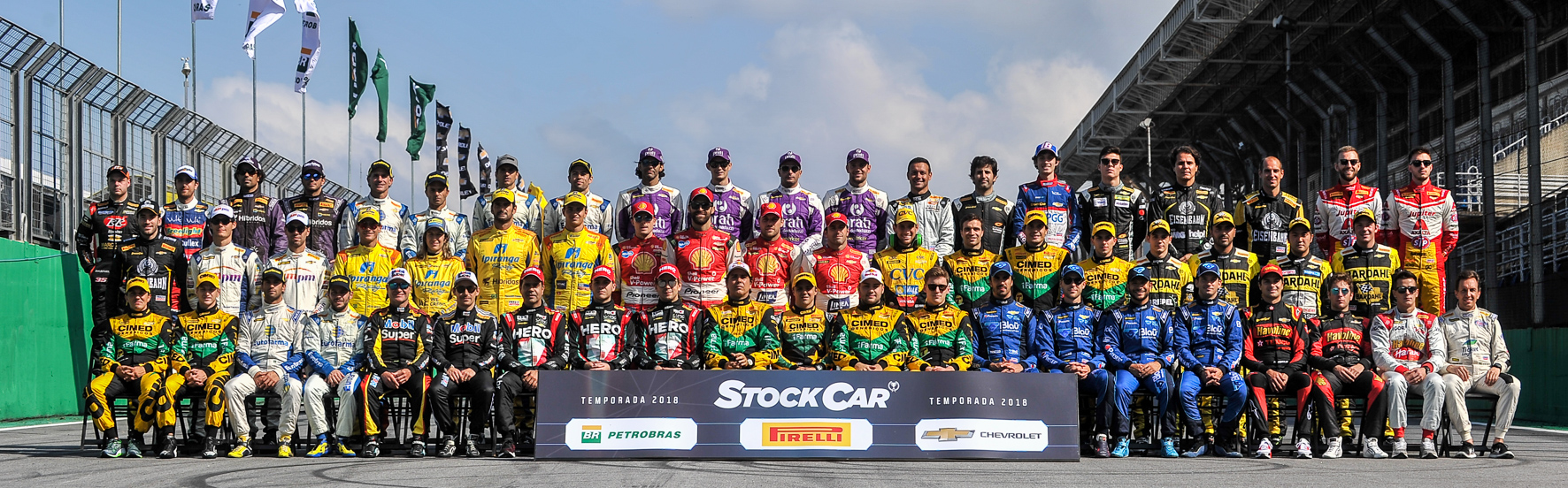 Stock Car 2018 _ 1ª etapa - Interlagos