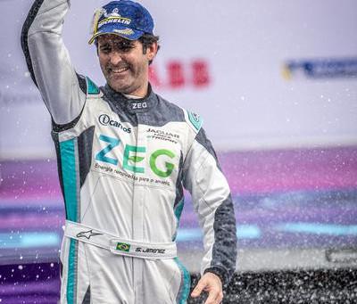 Cacá Bueno vence em Berlim e Jimenez assume liderança do Jaguar I-PACE eTROPHY