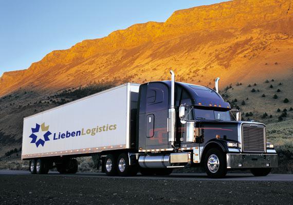 Liebentrans truck sigange