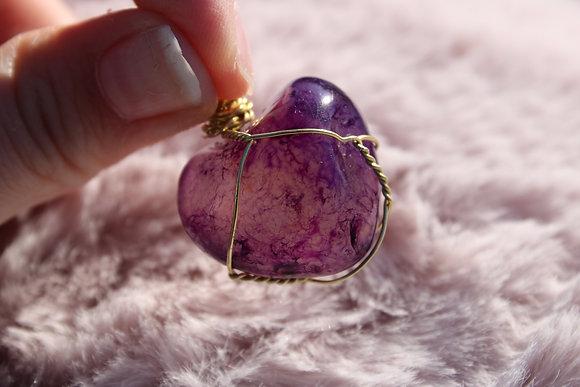 Custom Pendant (Heart of Calontir)