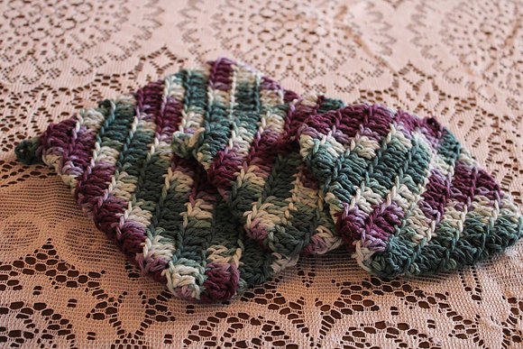 Pot Holder Bundle (Lavender&Mint)