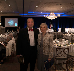 Jerry Elsner and Phyllis Swartz