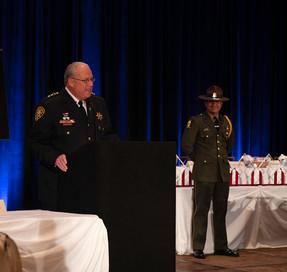 ISCC/PAL President Bill Joyce