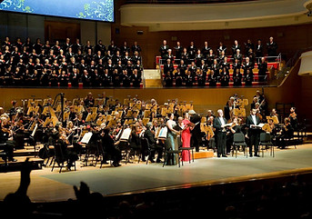 Beethoven 9 with Pacific Symphony and Carl St. Clare